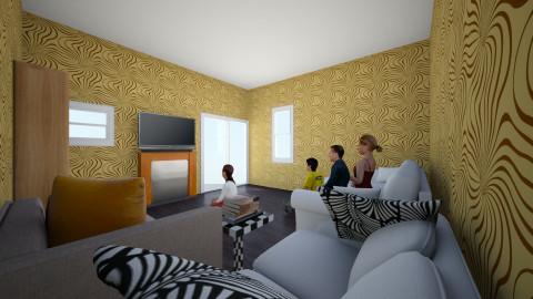 my living room - Living room - by Leah Cuadrado