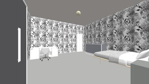 MJC - Modern - Bedroom  - by MJC_MZYFC