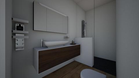 uno - Bathroom  - by viewycow