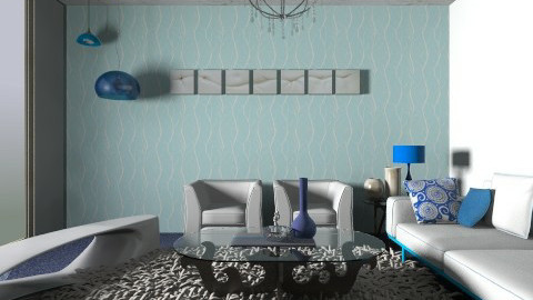 bluzz - Country - Living room - by Srishti Katoch_181