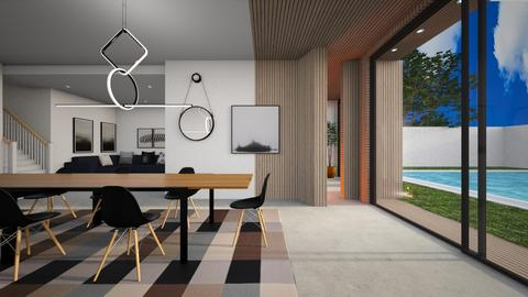 Krn mdr cv - Dining room  - by diegobbf