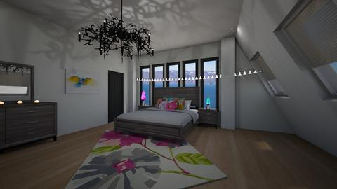 Flower power - Eclectic - Bedroom  - by JarvisLegg