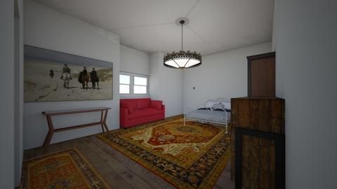 kk - Classic - Bedroom - by kittytarg