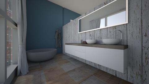 chill - Bathroom - by oriane dfn