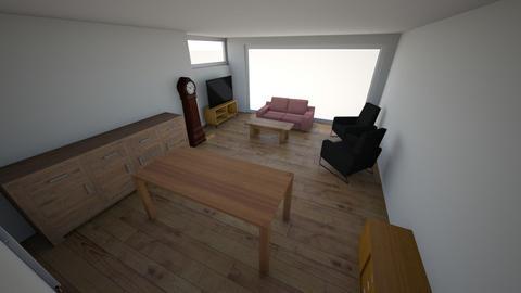 woonkamer - Living room  - by rudeq