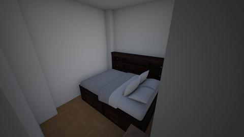 Habitacion - Minimal - Bedroom - by subastasdemadrid