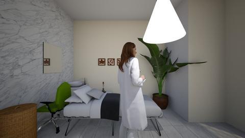 cabina1 - Office  - by sofia ortiz