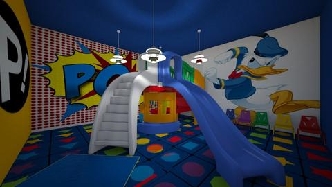 funtime - Kids room  - by FRANKHAM
