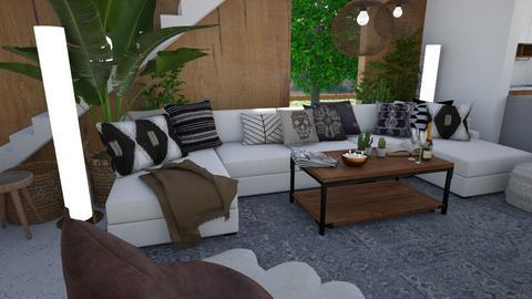 Dagmar 11 - Living room  - by valerietegenbos