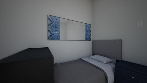 Habitacion Franco  - by Francotiradorxl