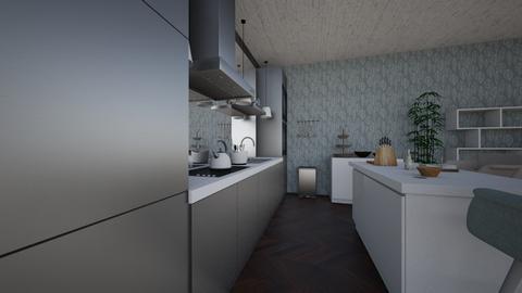 vars kitchen - Living room - by varshitha