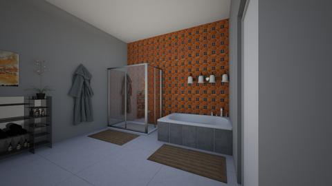 bathroom master - Bathroom - by amandastrack23