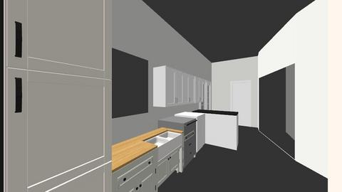 New Kitchen - Kitchen  - by Maccubin