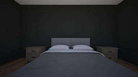 bedroom scene - Bedroom  - by Lauren Kejbo