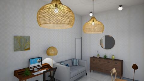 asdf - Living room  - by MdR_08