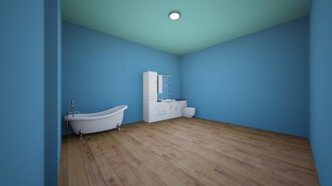 Big Brother Bathroom - Bathroom - by Princesswhatever