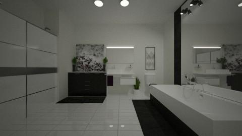 BLACK WHITE - by DMLights-user-1593471