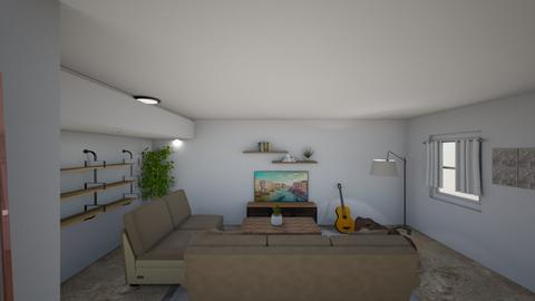 Living Room 2021 - Living room  - by nando6713