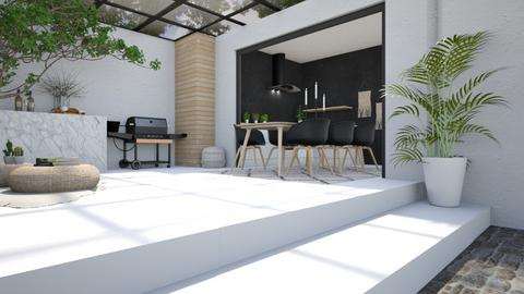 c h i l l i n g s - Modern - Kitchen  - by Marlisa Jansen