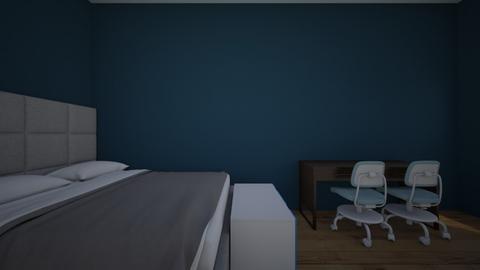 bilik kakak 2 - Kids room - by onatt