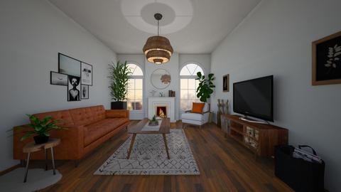 bohem - Living room  - by rukayye