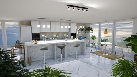 Modern kitchen  - Kitchen - by Elite1
