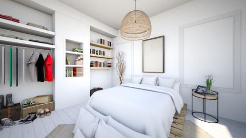 hui - Bedroom  - by Mounir HSSIN