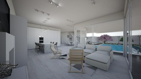 my home 1 - Living room  - by 32000