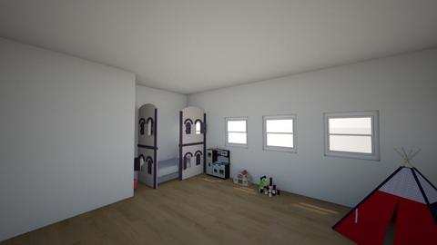 Kids room - Kids room  - by Flamongo