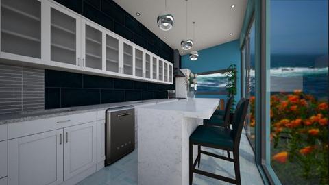 Stormy sea - Modern - Kitchen  - by decordiva1