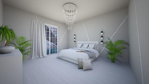 Pearl - Bedroom  - by Harpyflower