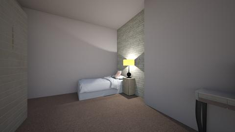 Modern Room - Modern - Bedroom - by gingaxninja