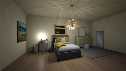 Lemony Dream - Modern - Bedroom  - by 9300276