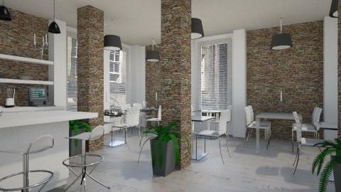 Cafe - Modern - by Tuija