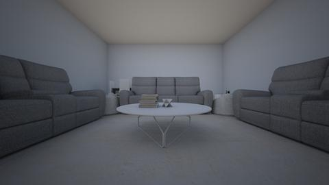 Design Scenarios 1 - Living room  - by elisaxrxd