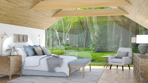 Feng Shui Bedroom 2 - Bedroom  - by jjp513