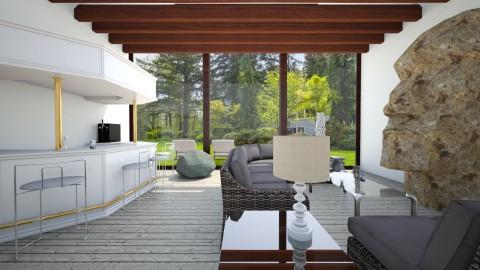 Indoor Patio - Garden - by jessicalove