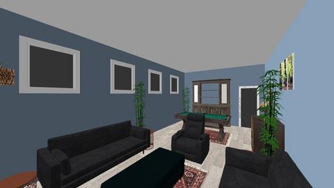 HR Quad Room - by dhbj1569