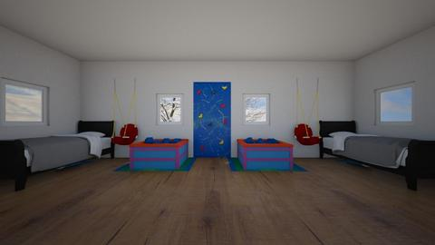 Kids Room - Kids room  - by Tokoyami