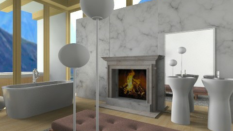 Fjord Bath Space - Modern - Bathroom  - by 3rdfloor