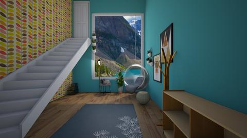 My Max Hallway - Eclectic - by HippieHorse
