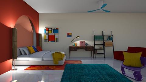 bedroom primary - Bedroom  - by Elliott Ray