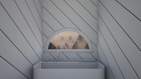 white view - Modern - Bathroom  - by taebay1 OSG