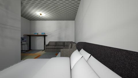 my room - Bedroom  - by khoakakaka