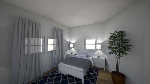 bedroom 1 - Bedroom  - by wiolakamin