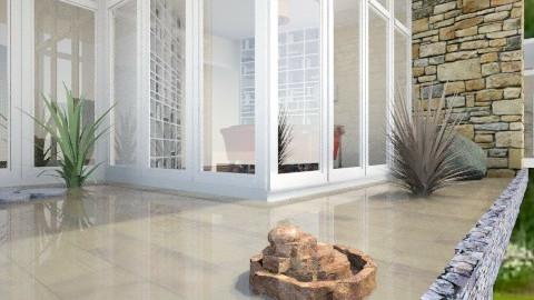 stone and glass - by tiffanynichole