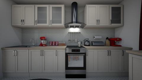 mama - Kitchen  - by Zuzia2006