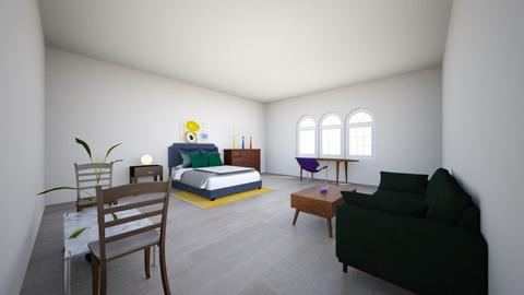 studio apartment - by nat_z