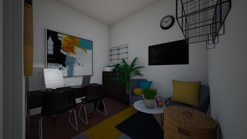 113 - Office  - by Oritab
