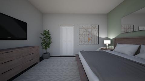 bed - Bedroom - by CallieFreeman2203